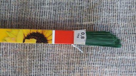 Drut florystyczny 0,8